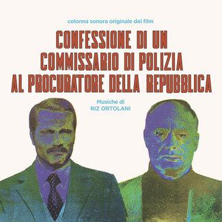Confessione Di Un Commissario Di Polizia Al Procuratore Della Repubblica (1971 Original Soundtrack)
