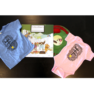 This Record Belongs To__________ Holiday Kids' T-Shirt Bundle