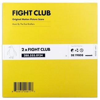 Fight Club (1999 Original Soundtrack)