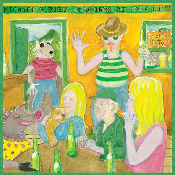 7790e1ee Michael Hurley | Light In The Attic Records