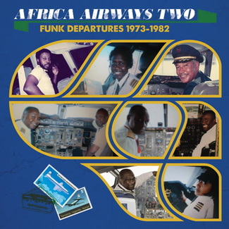 Africa Airways 2 (Funk Departures 1973 to 1982)