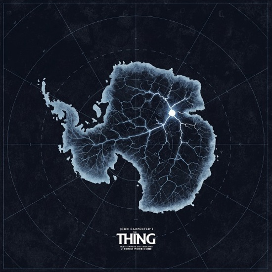 The Thing 1982 Original Soundtrack Light In The Attic