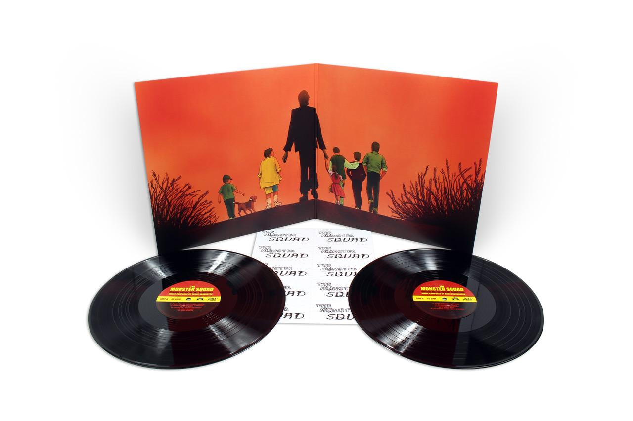 The Monster Squad (1987 Original Soundtrack)