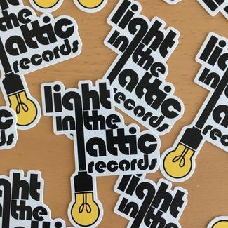 Light In The Attic Stickers