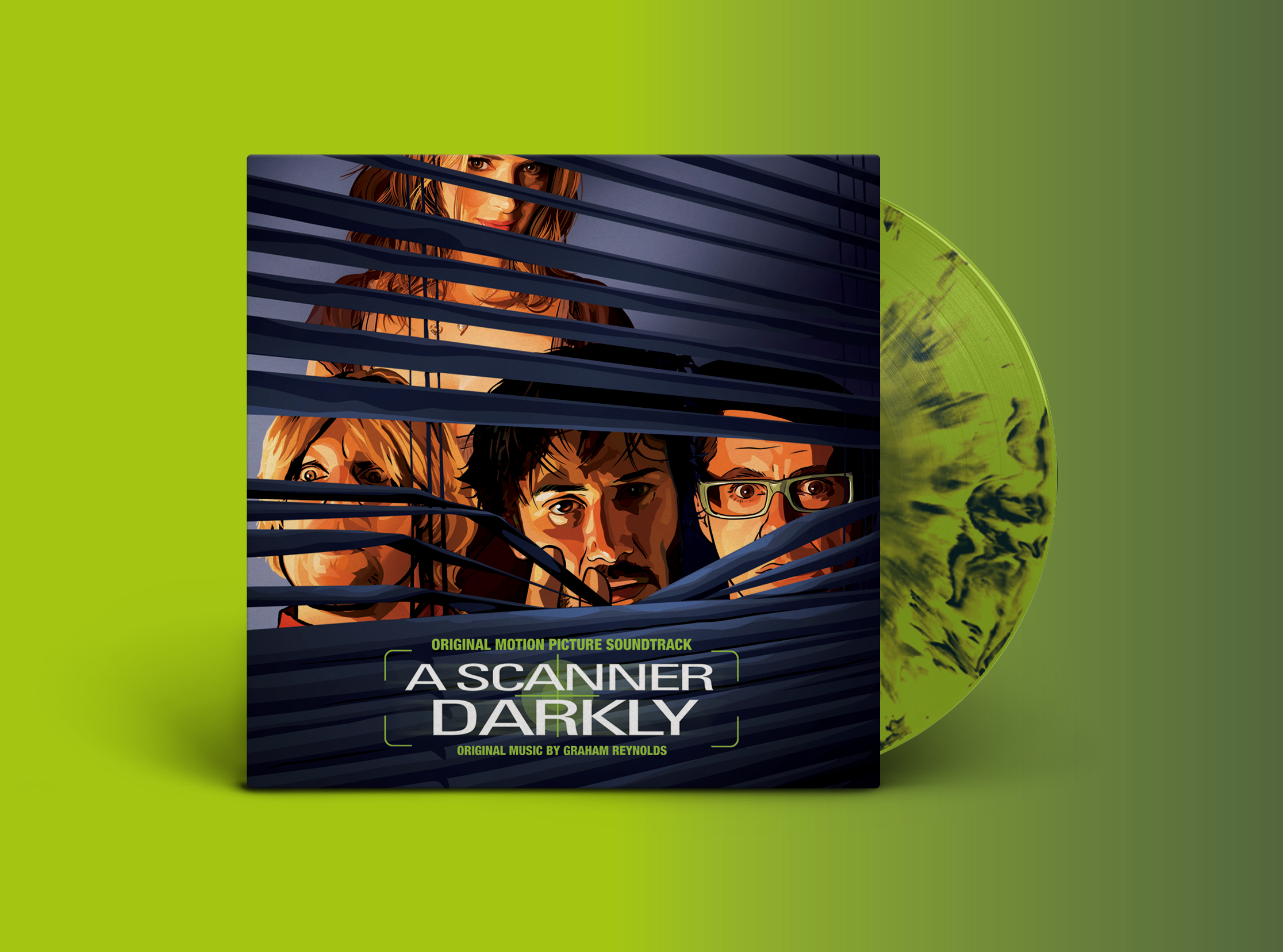 A Scanner Darkly - Original Soundtrack