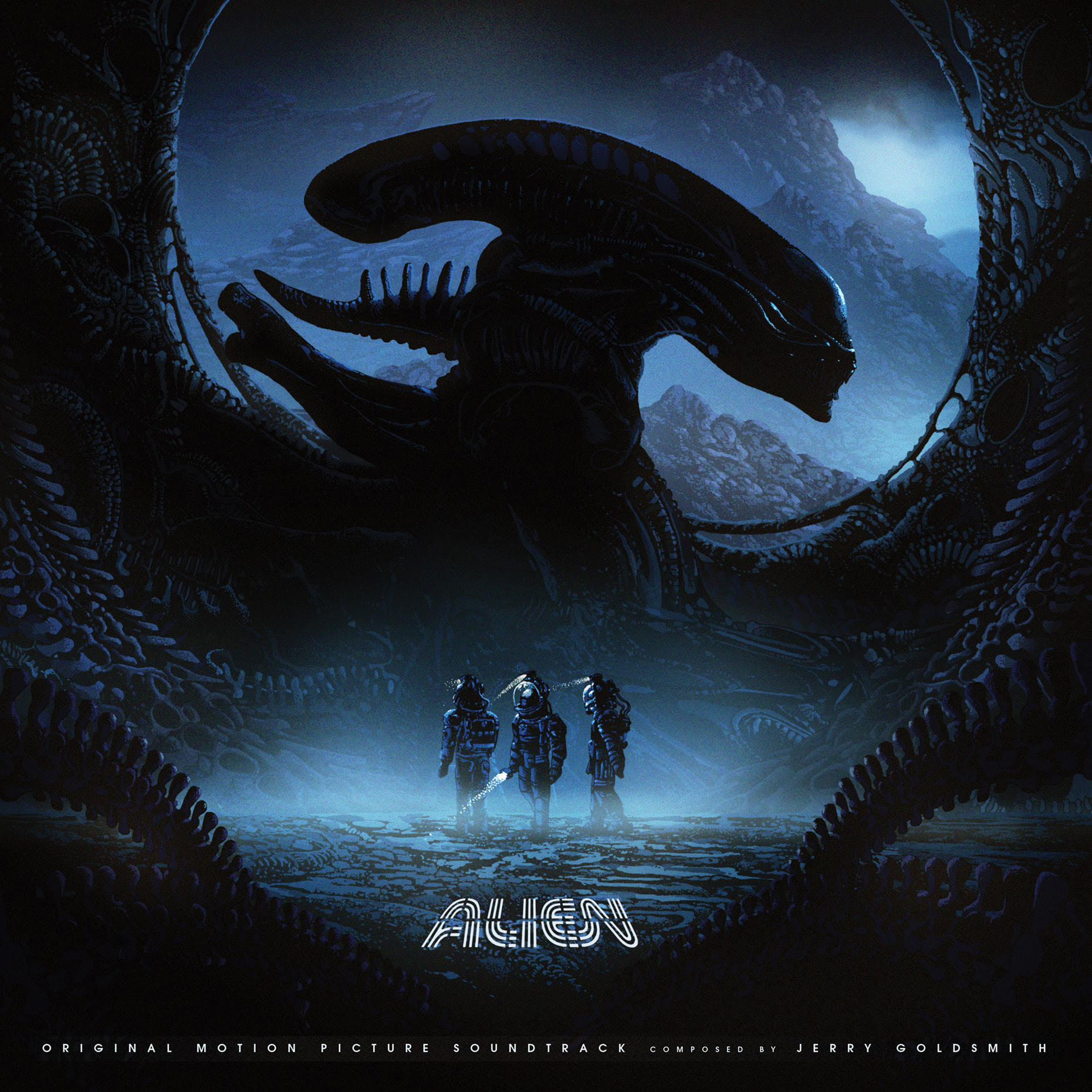 Alien 1979 Original Soundtrack Light In The Attic Records