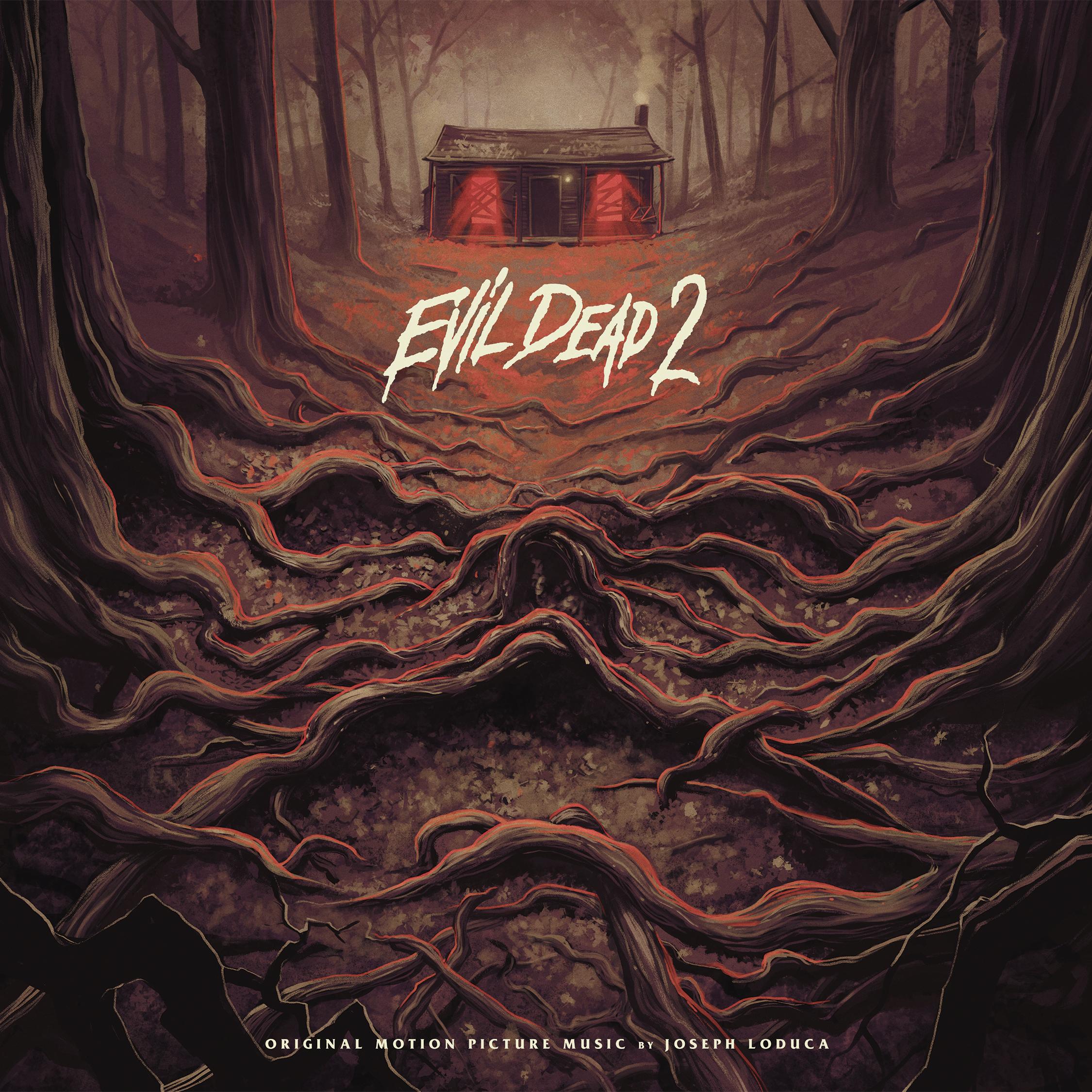 Evil Dead 2 Light In The Attic Records