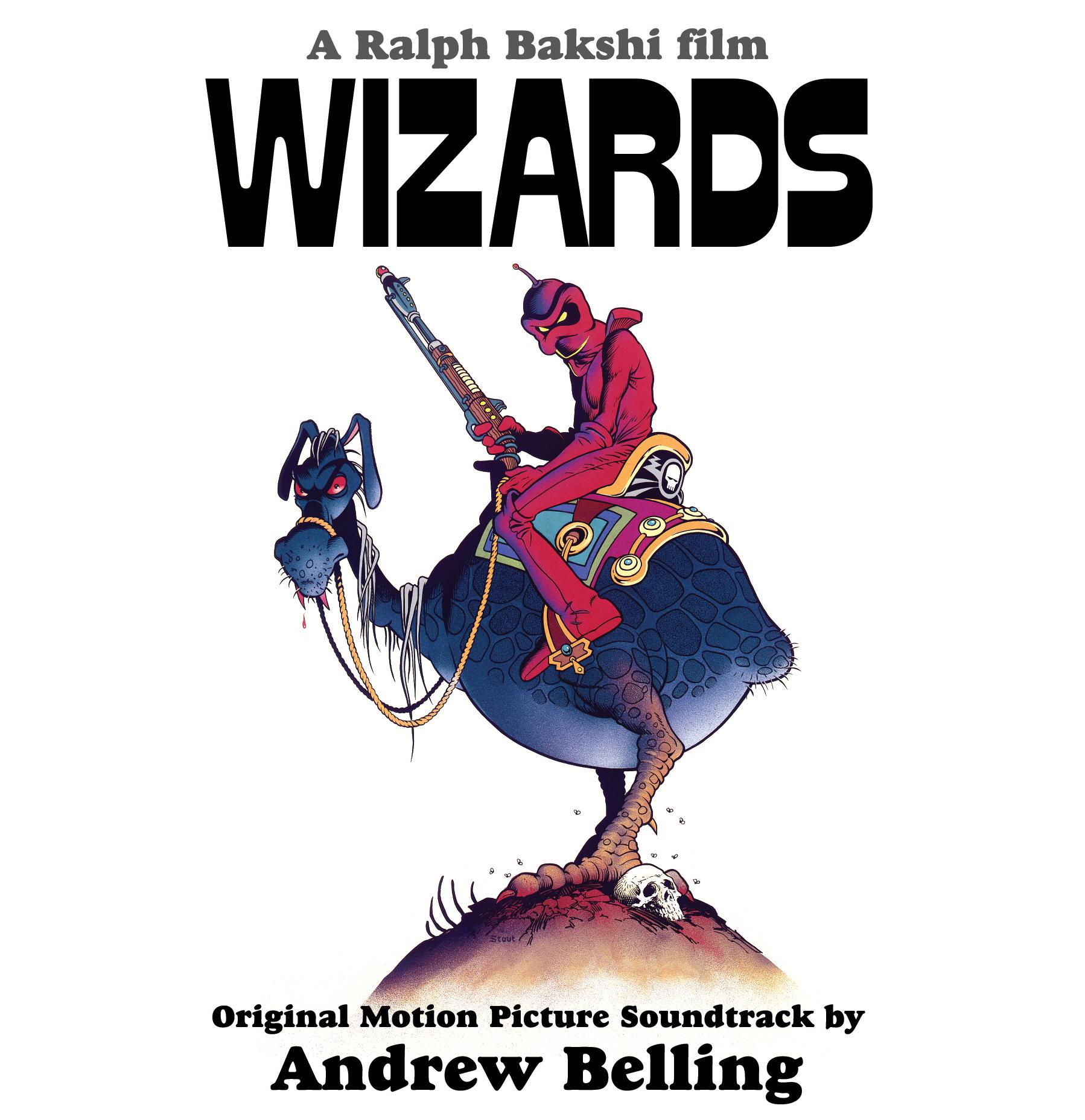 Wizards 1977 Original Soundtrack Light In The Attic
