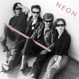 Neon b/w Nazi Schatzi