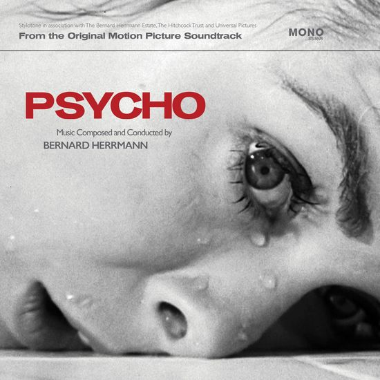 Psycho Ost Light In The Attic Records
