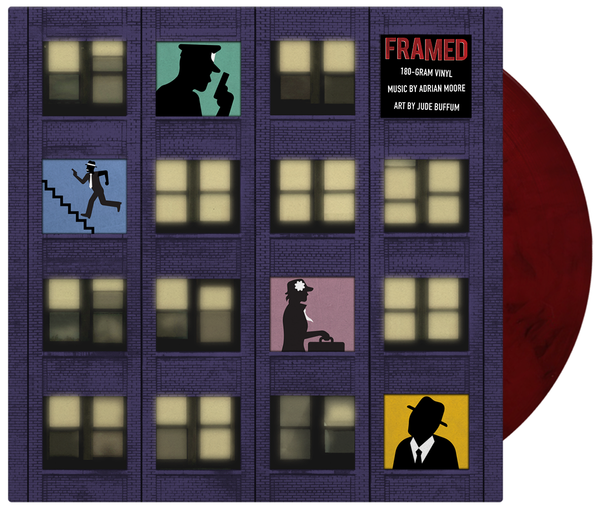 Framed Soundtrack