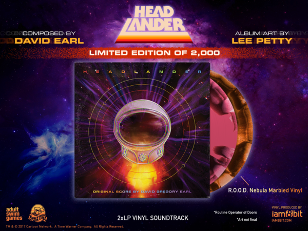 Headlander Soundtrack