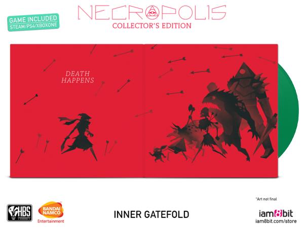 Necropolis Collector's Edition Soundtrack