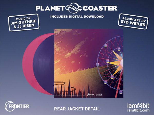 Planet Coaster Soundtrack (You, Me & Gravity: The Music Of Planet Coaster)