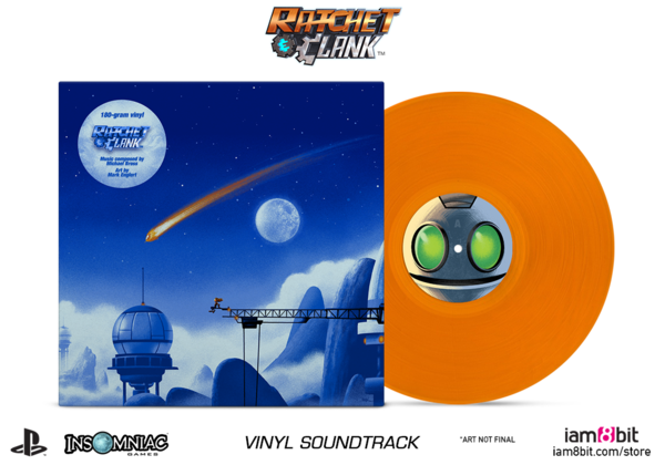 Ratchet & Clank Soundtrack