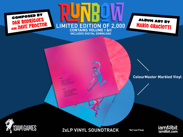 Runbow Soundtrack