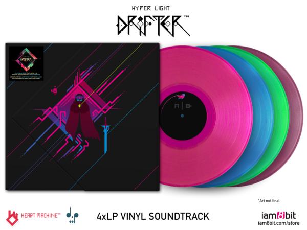 Hyper Light Drifter  Soundtrack