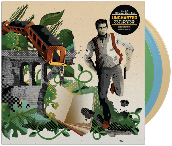 Uncharted The Nathan Drake Collection Soundtrack Light In The