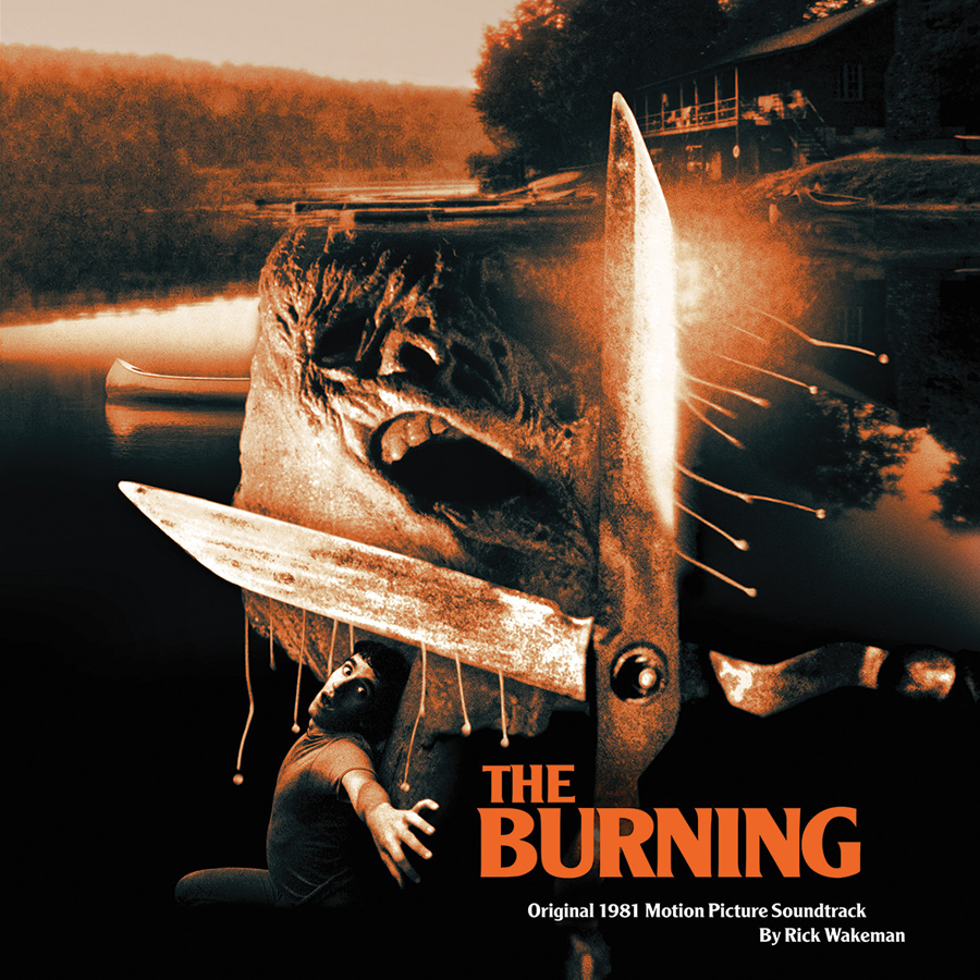 The Burning 1981 Original Soundtrack Light In The