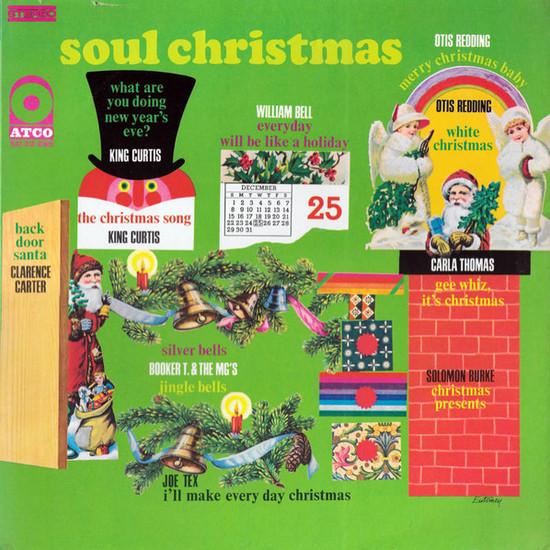 various artists soul christmas - Otis Redding Merry Christmas Baby