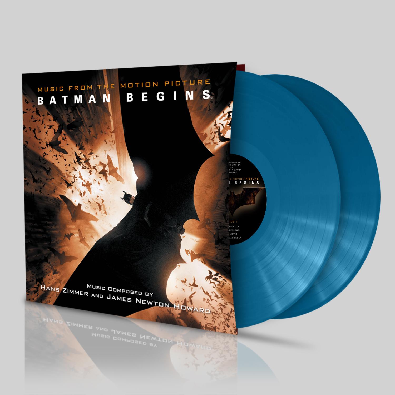 Batman Begins (Original Soundtrack)