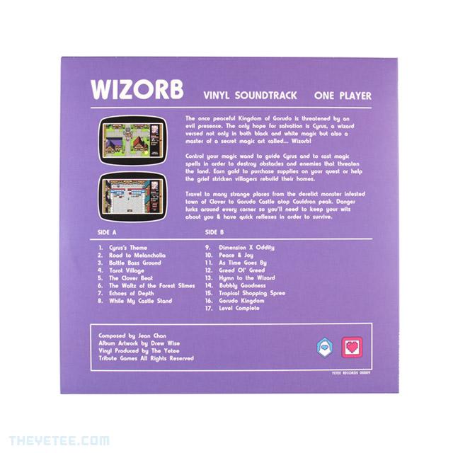 Wizorb OST
