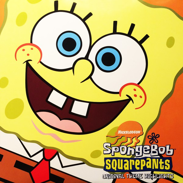 Spongebob Squarepants Original Theme Highlights Light