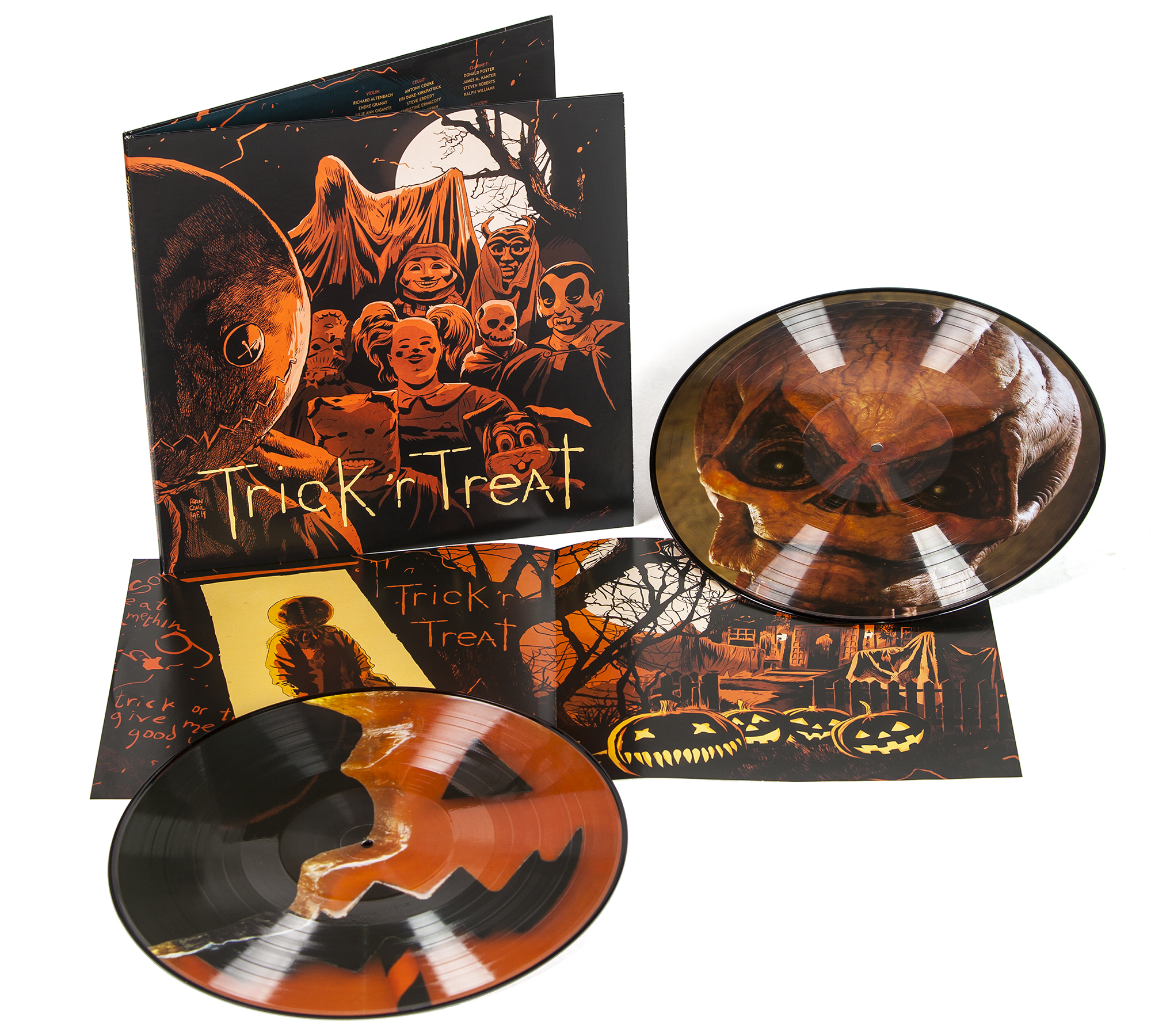 Trick R Treat Original 2007 Score Light In The Attic
