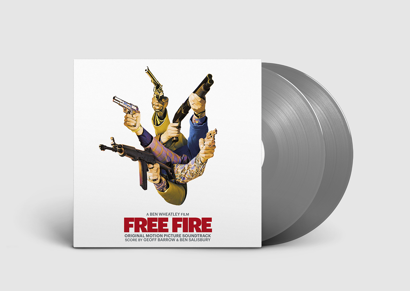 Free Fire (Original Motion Picture Soundtrack)