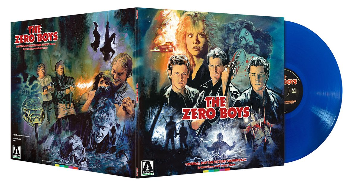 The Zero Boys (Original Soundtrack)