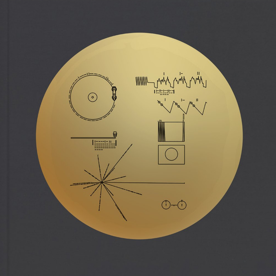 The Voyager Golden Record | Light In The Attic Records
