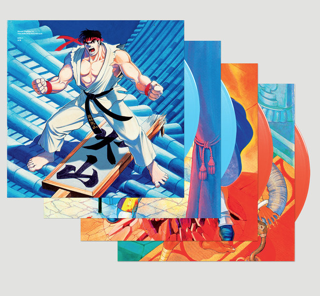 Street Fighter II: The Definitive Soundtrack