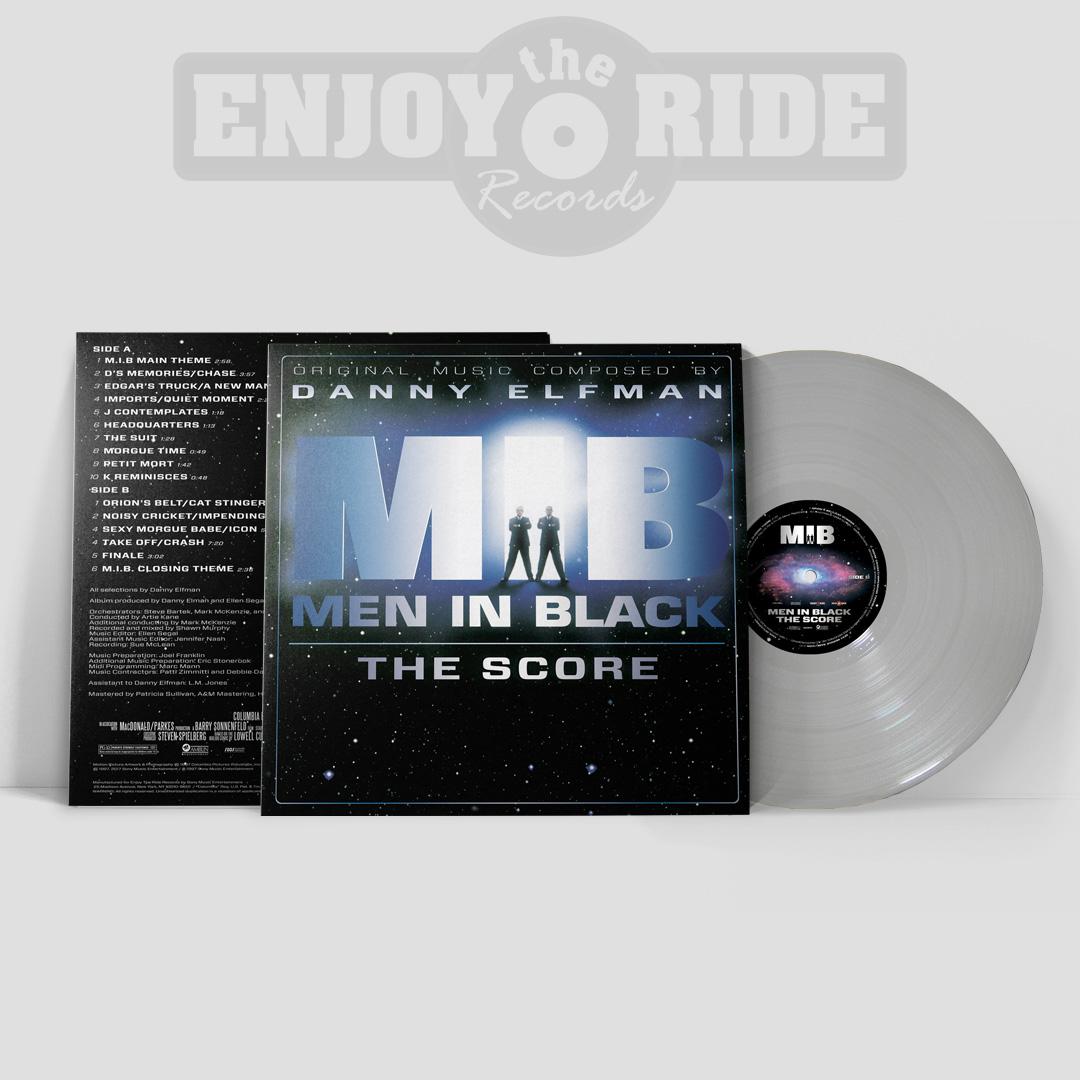 Men In Black: The Score (20th Anniversary Edition)