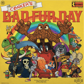Conker's Bad Fur Day (Original Soundtrack)