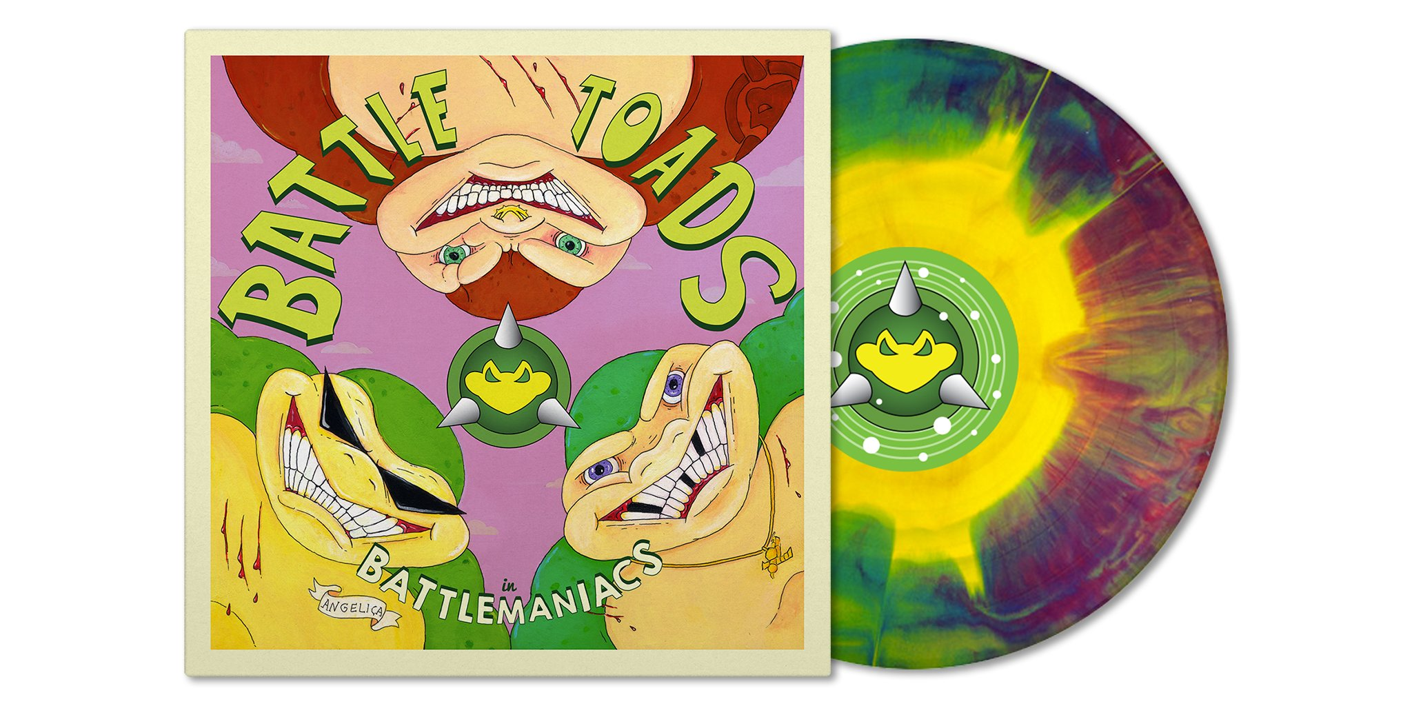 Battletoads in Battlemaniacs (Original Soundtrack)