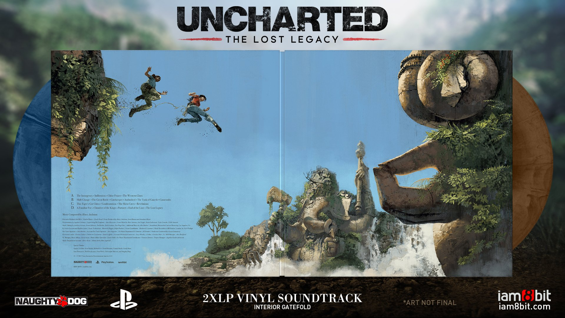 Uncharted: Lost Legacy (Original Soundtrack)