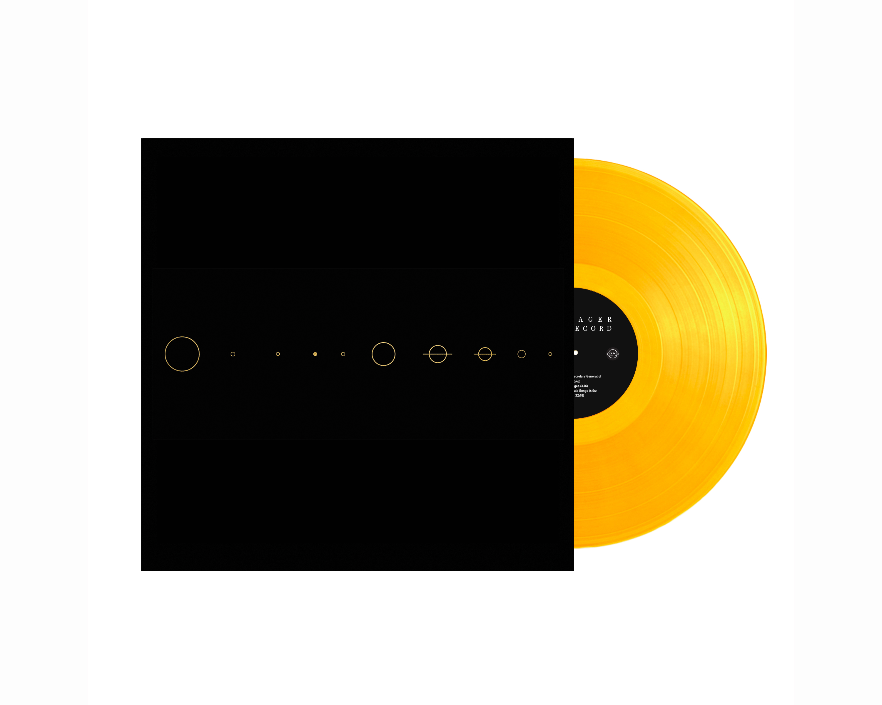 The Voyager Golden Record (EU & UK)