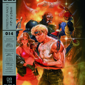 Streets Of Rage 3 (Original Soundtrack)