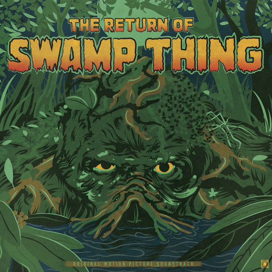 Chuck cirino the return of swamp thing