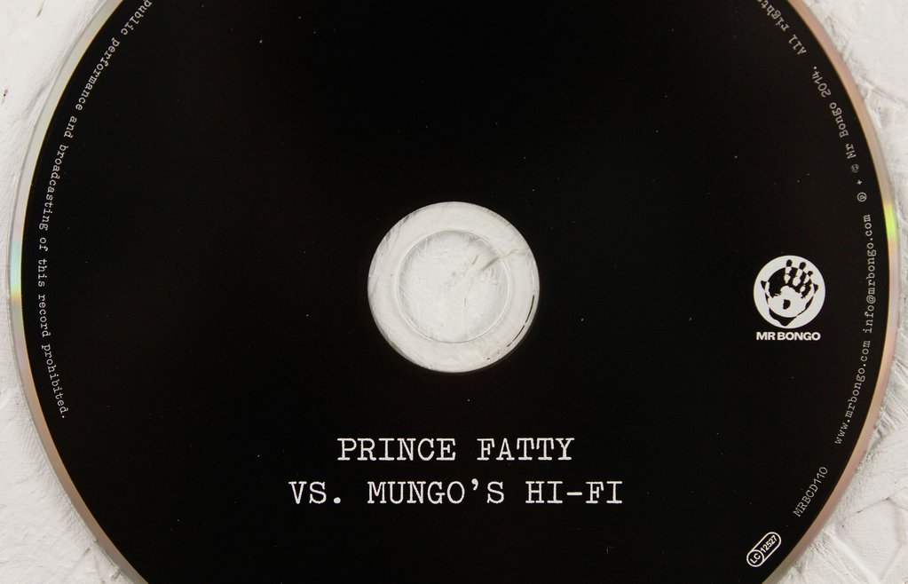 Prince Fatty Vs. Mungo's Hi Fi