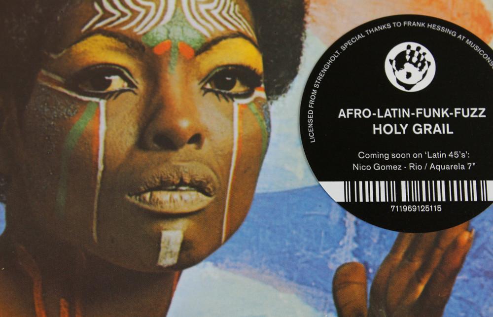 Nico Gomez & His Afro Percussion Inc – Ritual