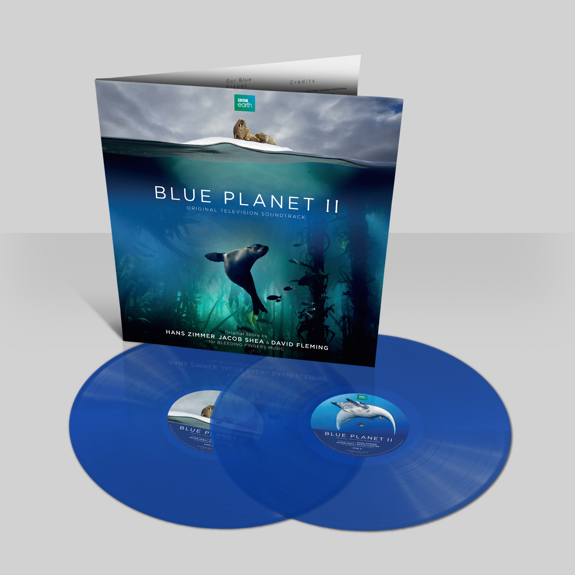 Blue Planet II (RSD 2018 EXCLUSIVE)