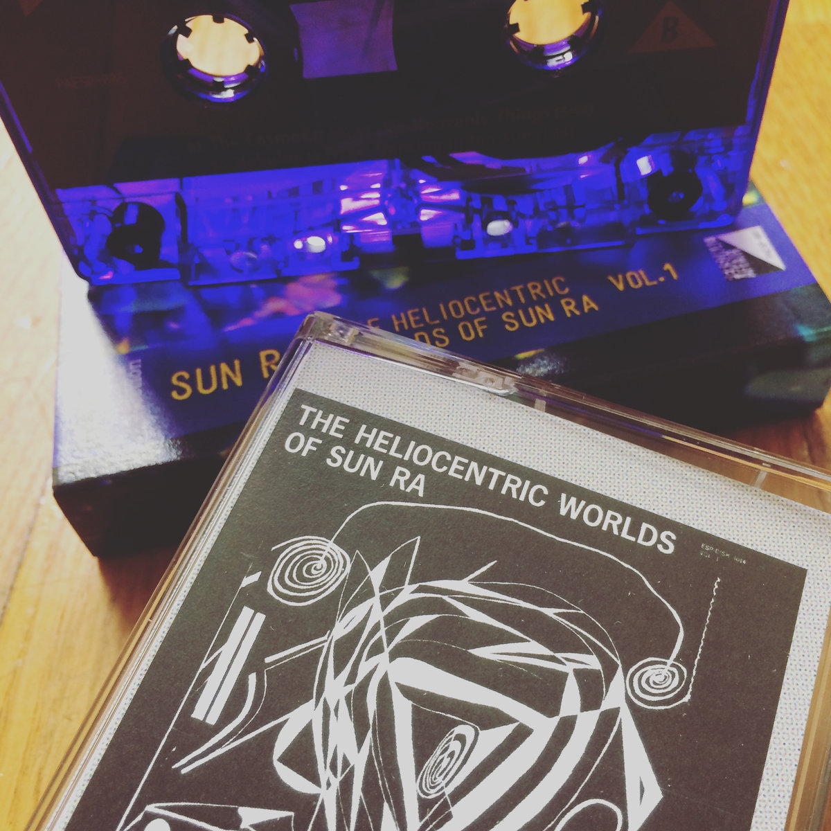 The Heliocentric Worlds of Sun Ra vol.1