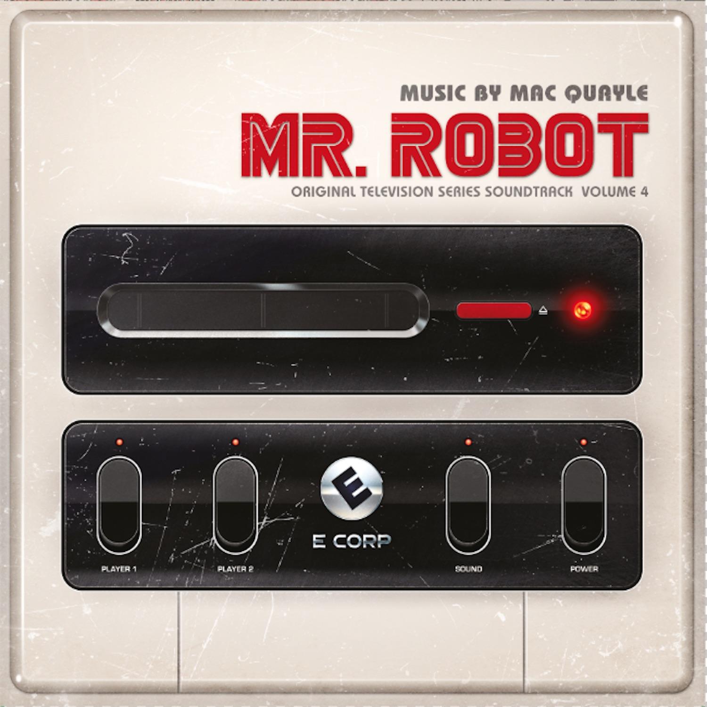 Mr Robot Vol 4 Original Television Series Soundtrack Light In The Attic Records