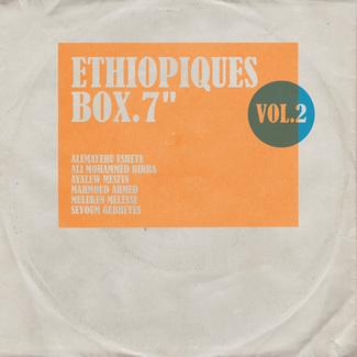 """Ethiopiques Box 7"""" Vol. 2"""