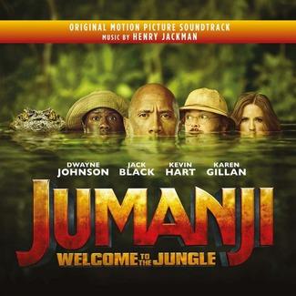 Jumanji: Welcome To The Jungle (Soundtrack)