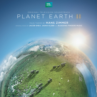 Planet Earth II (Deluxe Box Set)