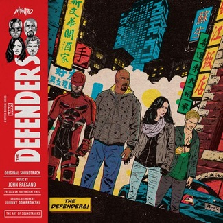 The Defenders (Original Netflix Original Soundtrack)