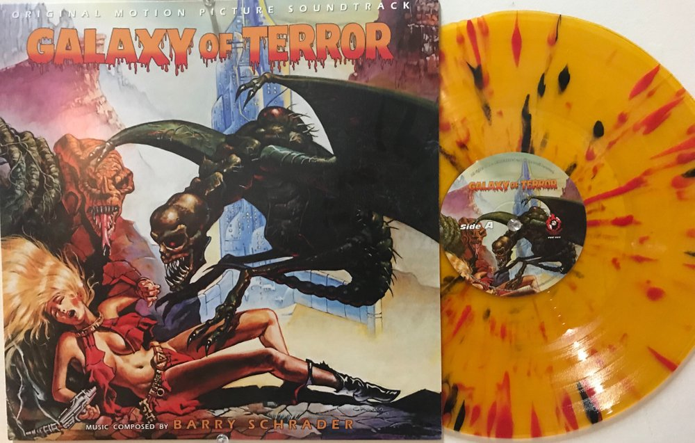 Galaxy of Terror (Original Soundtrack)