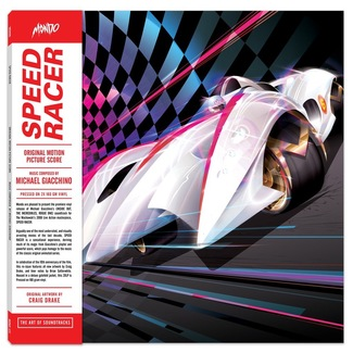 Speed Racer (Original Motion Picture Soundtrack)